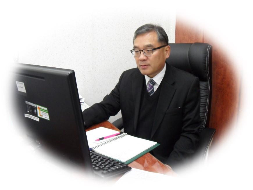 구립용산 장애인 복지관 관장 조민호