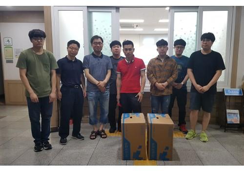 (주)성주컴텍  PC 기증 및 사회공헌활동 실시